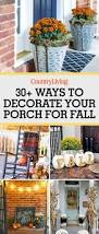 Harvest Decorations For The Home The 25 Best Fall Porch Decorations Ideas On Pinterest Harvest