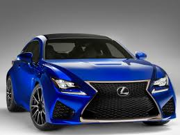 lexus australia the beautiful powerful lexus rc f coupe business insider