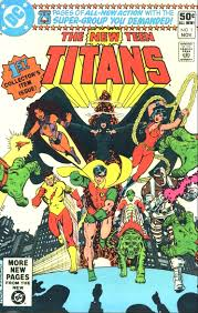 teen titans new teen titans dc database fandom powered by wikia