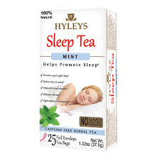 Colors For Sleep Sleep Tea Mint Hyleys Tea
