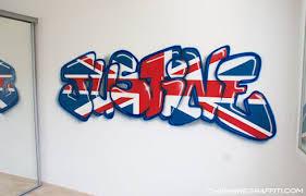 graffiti chambre chambre graffiti by barograff homify