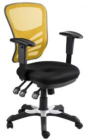 Mesh Office Chair Design Ideas Furnitures Vorso Ergonomic Mesh Office Chair Yellow Ideas Modern