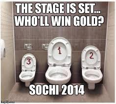 Sochi Meme - triple stall sochi 2014 imgflip