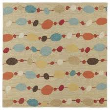 Square Indoor Outdoor Rugs Square Outdoor Rugs Rugs The Home Depot