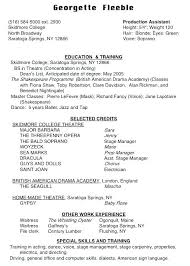 acting resume template for microsoft word acting resume template for microsoft word all best cv resume ideas