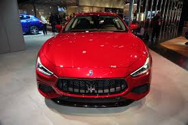 red maserati 2018 maserati ghibli review ratings specs prices and photos