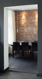 Dining Room Accent Wall Best 25 Brick Feature Wall Ideas On Pinterest