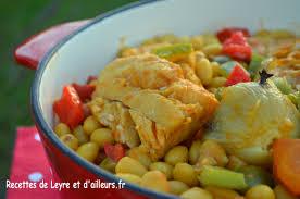 comment cuisiner les haricots coco coco paimpol aux trois poissons de julie recettes de leyre et d