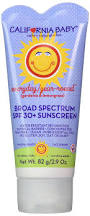 30 Year Old Skin Care Amazon Com California Baby Spf30 Sunscreen Lotion Everyday Year