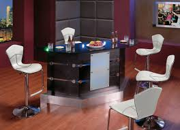 bar exotic cabinet on the wooden floor of home indoor bar sets