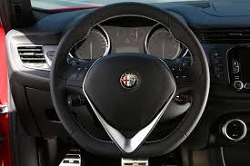 alfa romeo giulia interior alfa romeo giulietta by car magazine