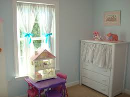 Ruffled Curtains Nursery by Nursery Decorations Great Image Of Pastel Color Ba Kid