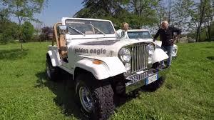 jeep cj golden eagle al laghetto 1 parte heritage stile chicano favolosa 1980 jeep