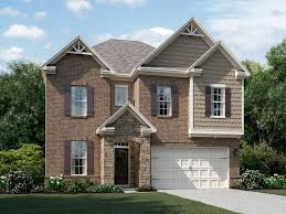 Pulte Homes For Sale In Atlanta Ga Falls At Hickory Flat New Homes In Canton Ga 30115