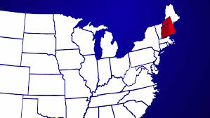 map usa hd virginia state map usa united states america 3d animation stock