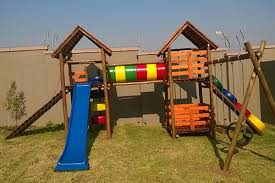 Backyard Jungle Gyms by Wooden Jungle Gym 7 Wooden Jungle Gyms