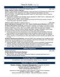 Engineering Student Resume Resume Samples For Fresher Aeronautical Engineers Augustais