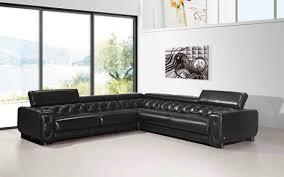 Contemporary Black Leather Sofa Leather Sofa Las Vegas Fjellkjeden Net