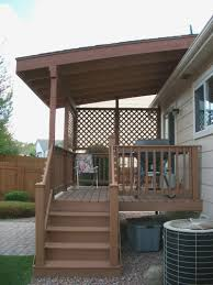 how to build a two story house how to build a patio cover attached to house intended for home