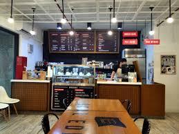 interior fantastic coffee shop which has a delightfully