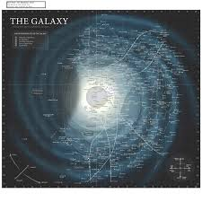 Map Of Universe Map Of The Star Wars Galaxy Collider