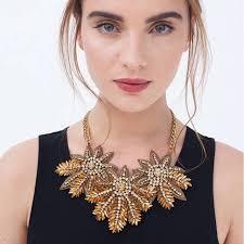 metal necklace dress images Brand vintage metal color punk style pendant necklace party jpg