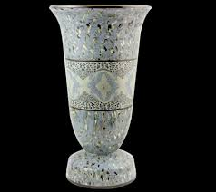 Large Mosaic Vase Vallauris Vintage Archives Ceramics And Pottery Arts And Resources
