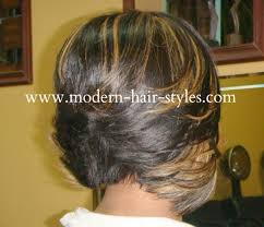 stacked haircuts for black women black women short hairstyles pixies quick weaves 27 piece and