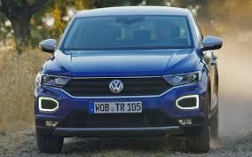 comparison volkswagen t roc r line 2018 vs skoda karoq 4 4