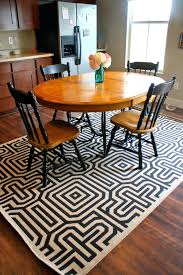 round rug for under kitchen table kitchen table rug for kitchen table rug under kitchen table