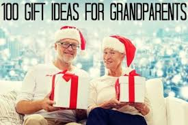 100 gift ideas for grandparents
