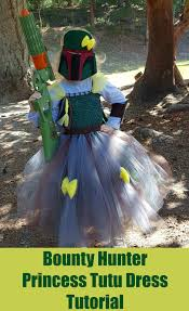 boba fett costume spirit halloween princess bounty hunter costume the hair bow company