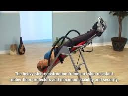 stamina products inversion table 55 1541 stamina seated inversion therapy system bodydesign fitness