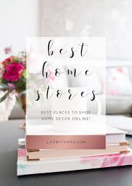 Best Online Home Decor Stores Best 25 Cheap Home Decor Online Ideas On Pinterest Simple Diy