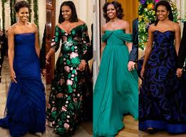 obama dresses obama green gown fashion wallpaper