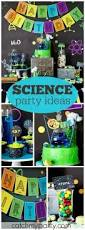 simple adorable science party for little science lovers science