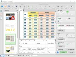 Converting Pdf To Excel Spreadsheet Pdf To Excel Conversion Output Able2extract Support