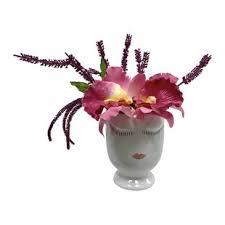 orchid flower arrangements orchid flower arrangements you ll wayfair