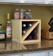 cube wine storage pine wooden wine rack cellar cube bottles deep