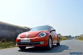 volkswagen bug 2016 new 2016 volkswagen beetle 1 4 tsi dsg india review period drama