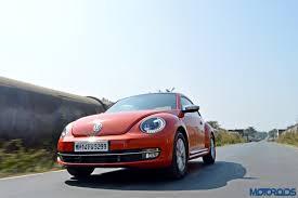 vw volkswagen new 2016 volkswagen beetle 1 4 tsi dsg india review period drama