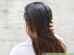 How Long Wait To Wash Hair After Color - how to use lemon juice to lighten hair 11 steps with pictures