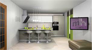 cuisine ouverte sur sejour salon cuisine ouverte sur sejour inspirations et idee deco cuisine ouverte