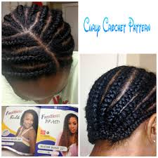 what hair to use for crochet braids curly crochet braids with freetress bohemian waterwave hair