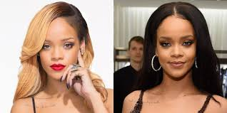 celebrities with middle parts celebrity hair middle part photos