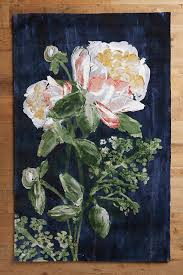 Anthropologie Kitchen Rug Bloomstudy Rug Anthropologie