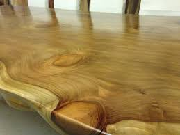 Slab Table Etsy by As 25 Melhores Ideias De Wood Slab Dining Table No Pinterest