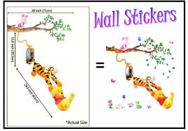 winnie the pooh stickers for walls blogstodiefor com winnie the pooh stickers for walls image permalink