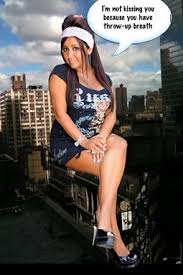 Snooki Meme - twitter meme smackdown the verizon iphone vs jersey shore the