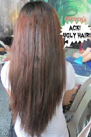 real asian beauty hair rebond at heaven u0027s salon and spa